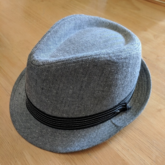Grey Fedora - All-American Stetson. M 5c609a4d0cb5aa8ff929bf98 acd5de873a9